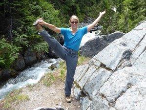 3 Days Weekend Meditation, Hiking and Yoga Retreat in Washington, USA