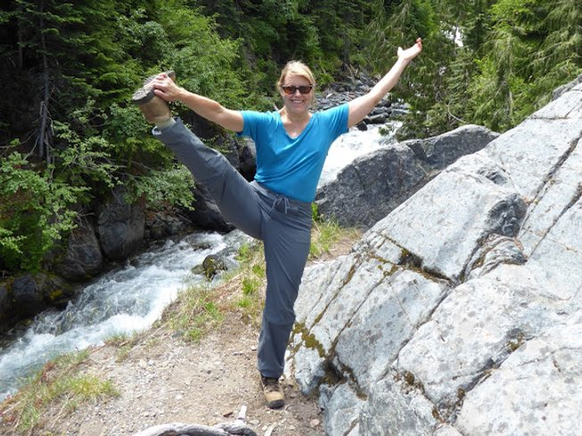 3 Days Weekend Meditation, Hiking and Yoga Retreat in Washington, USA