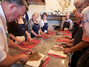 6 Days Fish and Crustacean Culinary Course in France