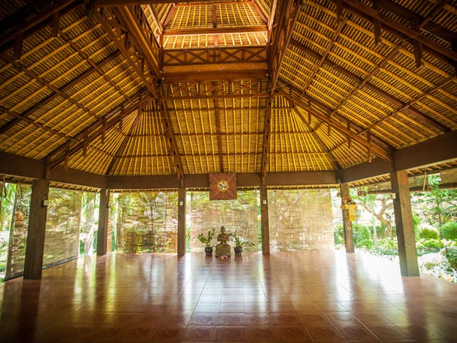 8 Days Meditation, Yoga and Eco-Forest Walk Retreat in Bali