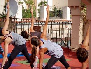 6 días retiro de yoga y detox en Barcelona