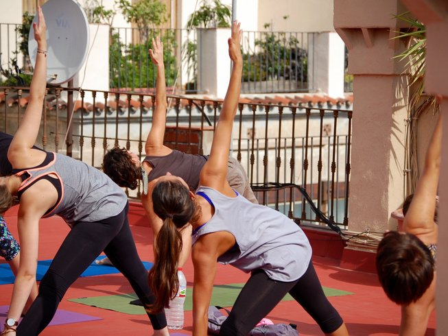 6 Days Detox and Yoga Retreat in Barcelona