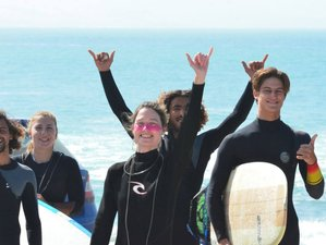 8 Day Authentic Surf Camp in Tamraght, Agadir