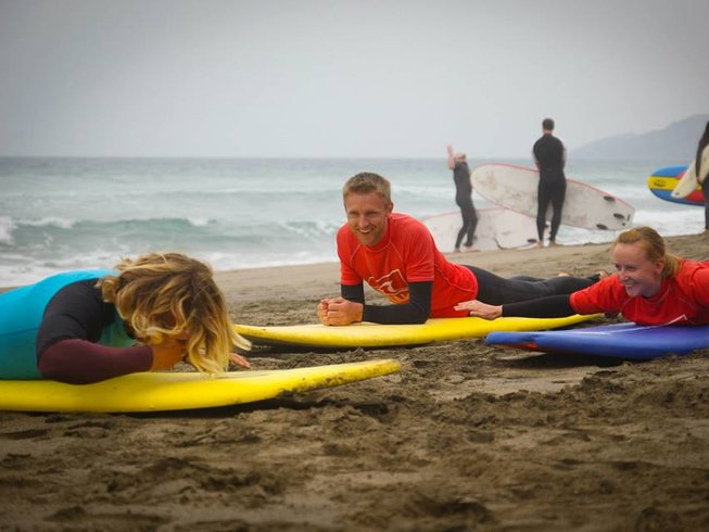 7 Days Yoga and Surf Camp in Fuerteventura