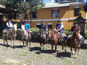 3 Day Mystic Cloud Forest Horse Riding Tour in Ecuador
