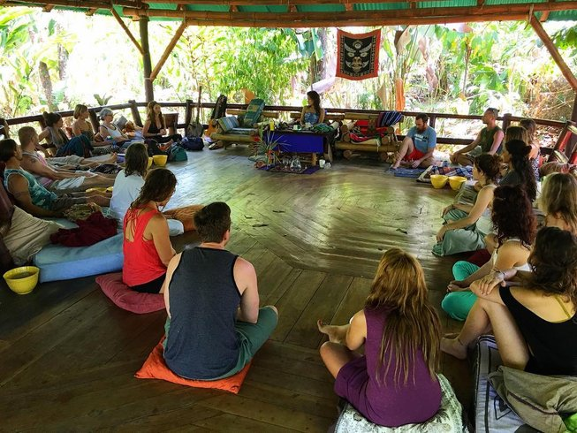 11 Days 90-Hour Thai Massage Training and Yoga Retreat Thailand