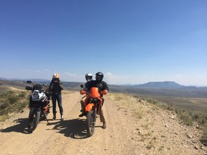 2 Day Biker-Friendly Accommodation in Carbon County, Wyoming