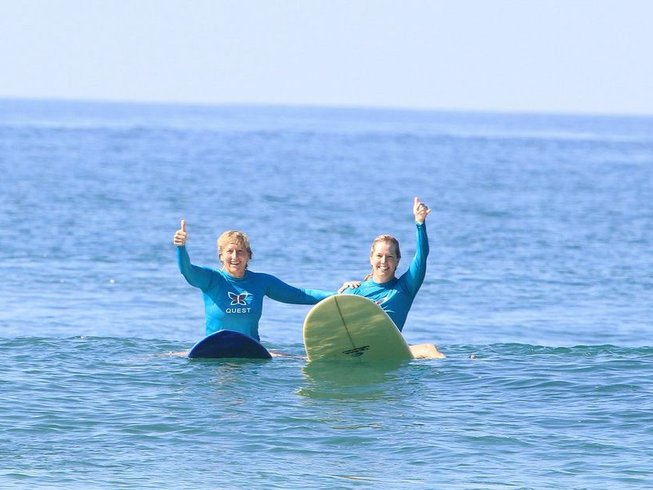 7 Days Yoga and Surf for Women in Costa Rica