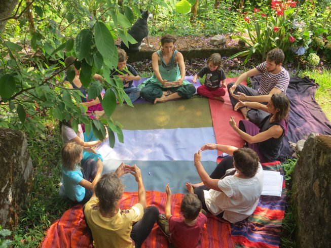 5 Days Certified Training in Five Element Yoga Stories in Mahabalipuram, India