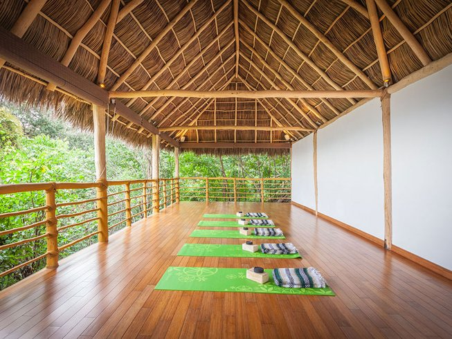 8 Days Summer Yoga Retreat in Mexico