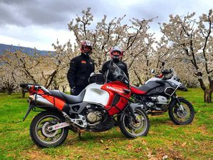 15 Day Self-Guided Marathon Motorcycle Tour in Greece