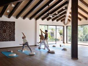 8 jours en stage de yoga, remise en forme et detox en Espagne