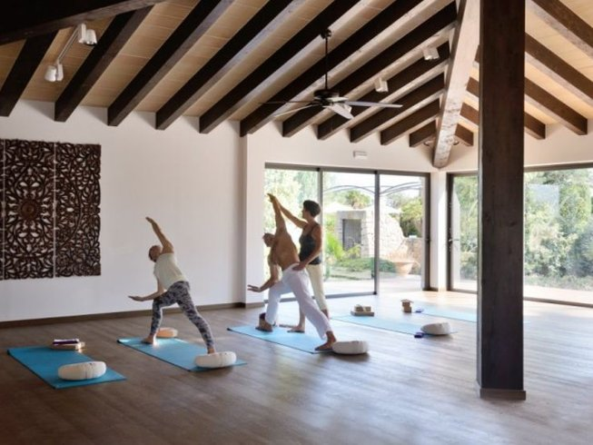 8 Days Detox, Fitness, and Yoga Retreat in Spain