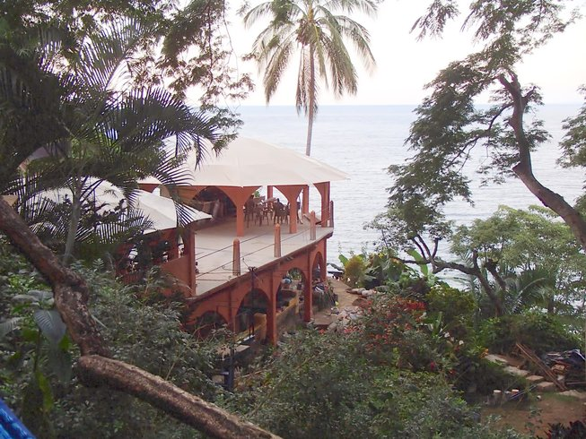 5 Days Mexican Riviera Adventure and Yoga Retreat in Yelapa, Mexico