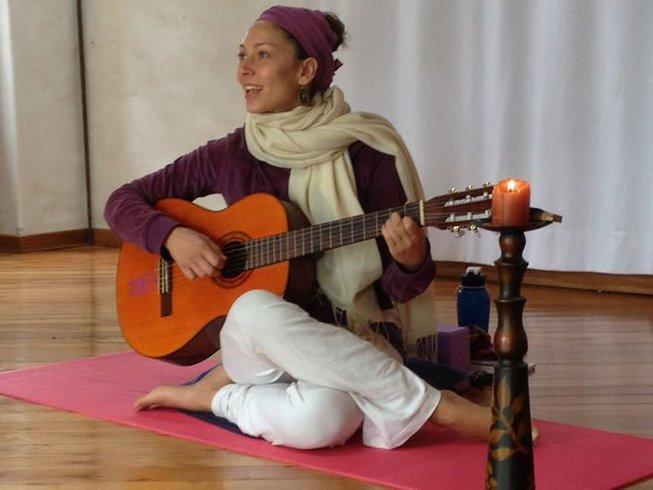 3 días mágico retiro de yoga andino en Ecuador