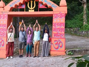 10 Day Self-Discovery Yoga and Meditation Retreat in Rishikesh