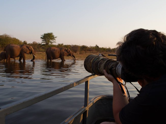 9 Days Fascinating Safari in Zimbabwe