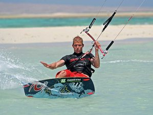 7 Days Thrilling Kite Surf Camp in Hurghada, Egypt