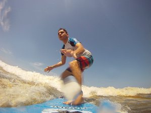 4 Days Exciting Surf Camp in Nosara, Guanacaste, Costa Rica