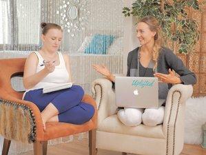 200-Stunden Selbstbestimmte Online Yogalehrer Ausbildung mit Brett Larkin