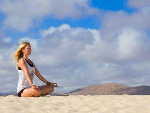 4 Days Wellness Yurt Yoga Retreat in Devon, UK