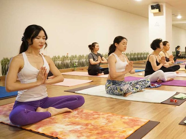200 Hours Hatha Yoga Teacher Training Course in Rishikesh, India