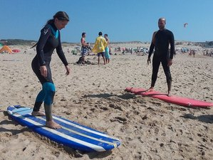 7 Days Adventure Surf Camp Portugal