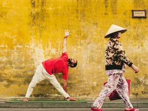 28 Days 200 Hour Yoga Teacher Training in The Colorful City of Hoi An, UNESCO World Heritage Site