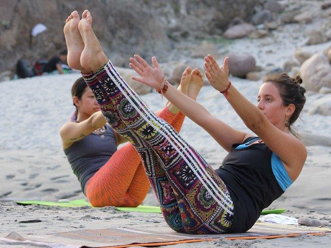 28 Days 200 Hours Ashtanga Yoga Teacher Training in Rishikesh, India