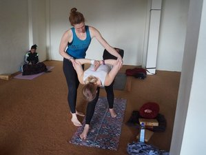 27 Days Rishikesh Yoga Teacher Training India