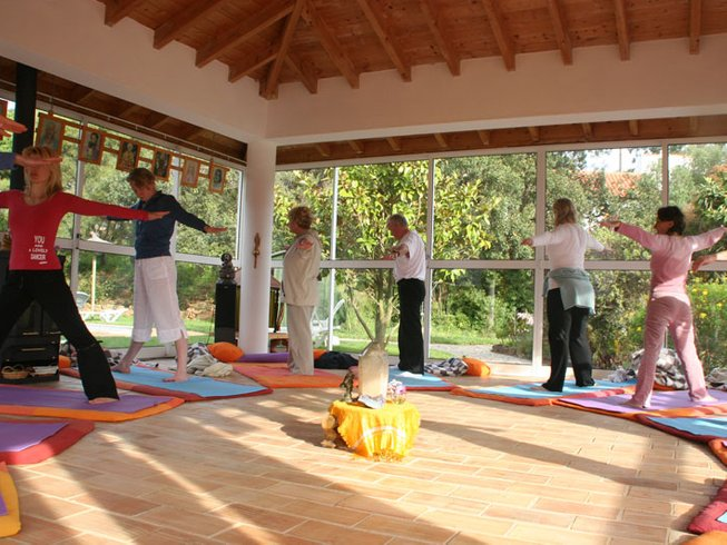 11 Days Detox Juice Fasting and Yoga Retreat in Portugal