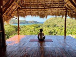 8 Tage Acht Glieder des Yoga Retreat im Schönen San Juan del Sur