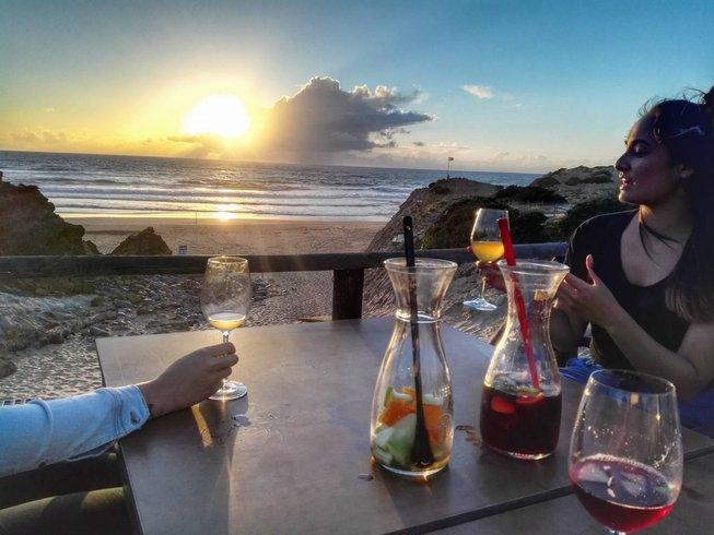 8 Tage Atemberaubender Surf und Yoga Urlaub in Cascais, Portugal