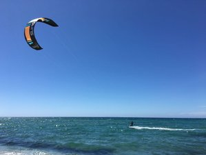 7 Days Beginner Kitesurf Camp Sardinia, Italy