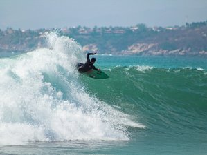 3 Days Surf Lessons in Puerto Escondido, Mexico