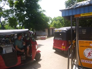 6 Day Unforgettable Guided Tuk Tuk Tour in Sri Lanka
