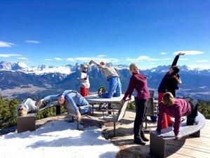 9-Daagse Lente Yoga en Meditatie Retreat in de Prachtige Bergen van de Dolomieten, Italië