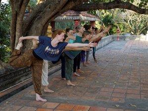 31 Days Premium Wellness, Meditation, and Yoga Retreat in Siem Reap, Cambodia