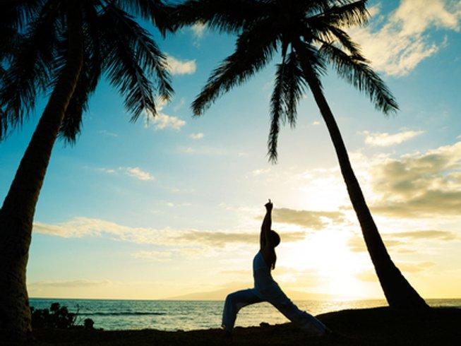 8 Days Vinyasa Yoga Holiday in Magical Sri Lanka