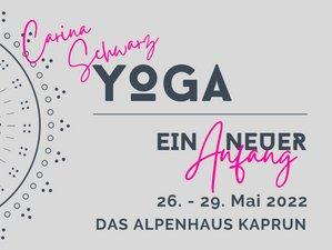 4 Tage Ein Neuer Anfang Yoga Retreat mit Carina in Kaprun, Salzburger Land