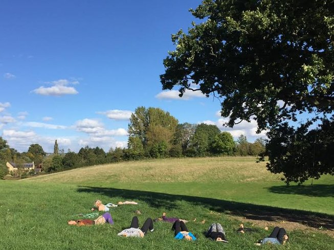 3 Days Autumn Cleanse Yoga Retreat in UK
