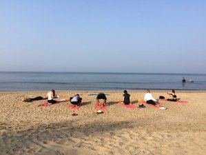 32 Days Yoga Teachers Training by Pundit Radheshyam Mishra Ph.D in Goa, India