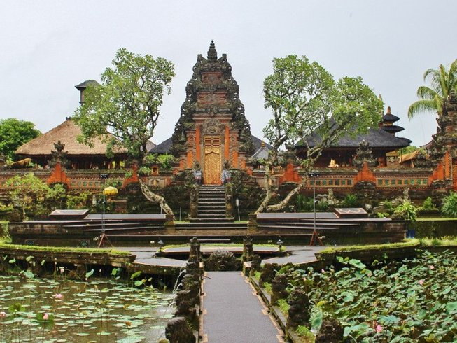 8 Days Treasured Island of Gods Yoga Retreat in Bali