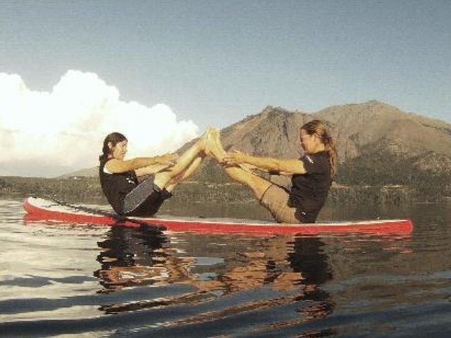 7 días retiro de voluntariado y yoga en Bariloche, Argentina