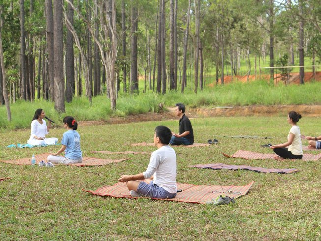 4 Tage Neujahrs Yoga Urlaub in Kep, Kambodscha