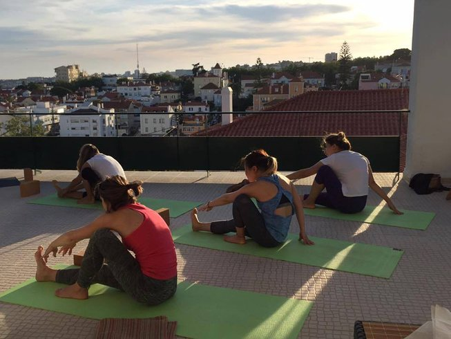 Days New Year Zen Yoga Retreat In Portugal BookYogaRetreatscom - Top 7 zen yoga retreat vacations