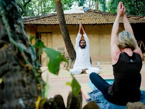 8 Days Goa Delight Yoga Retreat in India