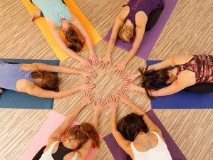 3-Daags Feelgood Yoga Weekend in de Brabantse Kempen