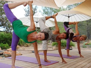 6 Days Clean Eating, Holistic Fitness, and Rejuvenate Yoga Retreat in Ibiza, Spain
