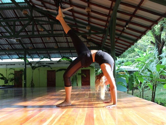 8 Days Yoga and Surf Retreat in Costa Rica
